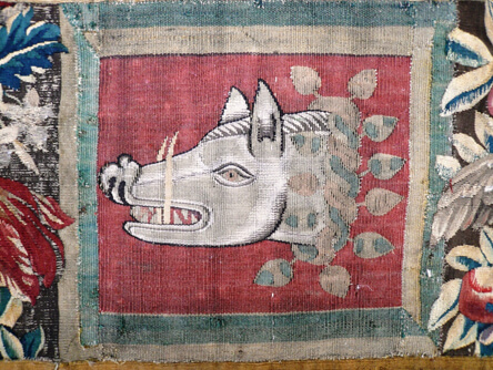 Boar's Head Tapestry