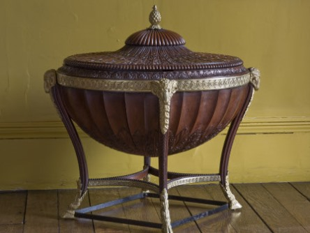 Neo-classical Wine Cooler