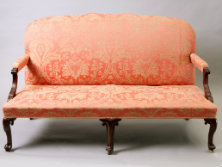 Gillows of Lancaster sofa
